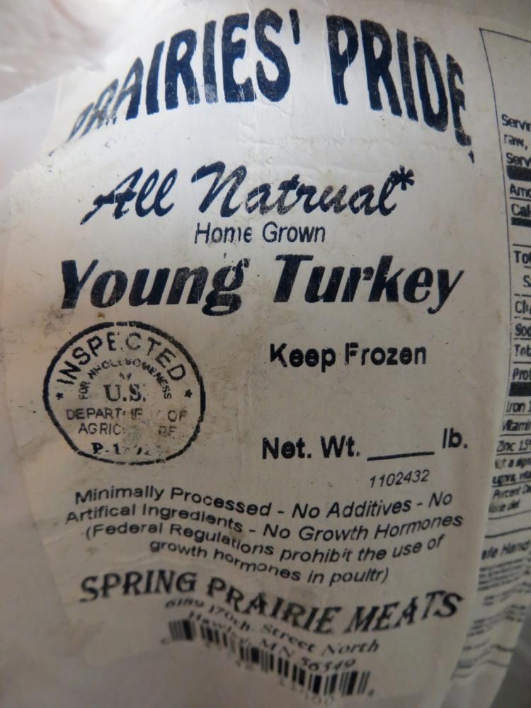 Natural Turkeys: Spring Prairie Hutterite Colony in Clay County, Minnesota (4/4)