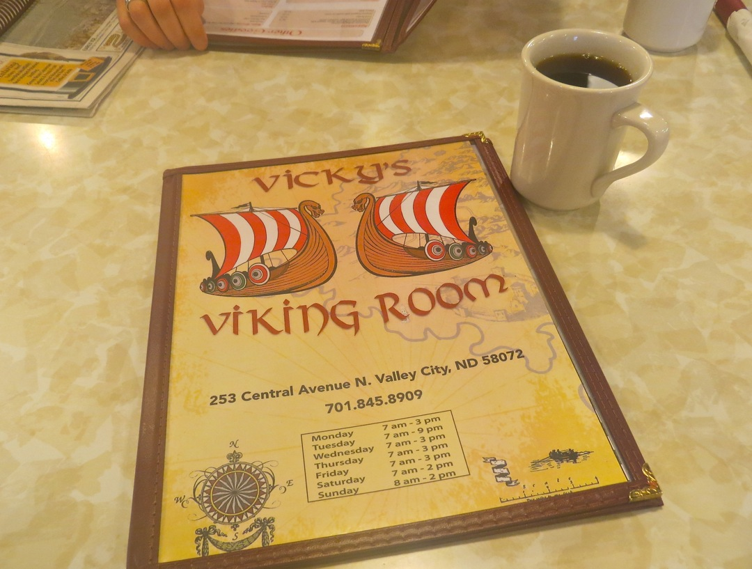 Vicky S Viking Room Menu