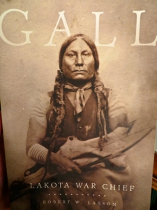 "Taken from the cover of Robert W. Larson, ""Gall: Lakota War Chief"" (Norman: University of Oklahoma Press, 2007)."