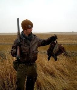 Pheasant and Barth