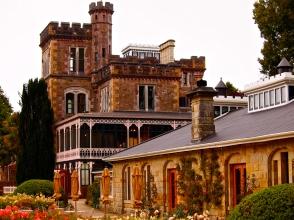 Castle Larnach, Dunedin, NZ.