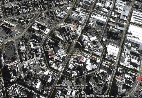 Dunedin City Center
