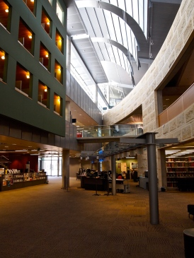 The University of Otago's Library.