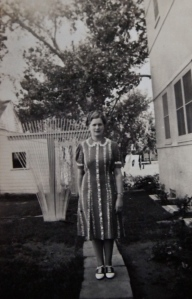 Vivian Marie (Larson) Barth, I'm thinking taken after she relocated from Bremen to Bismarck, North Dakota.