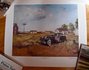 Miller Welk Painting 1930